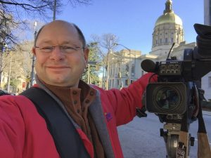 Former WXIA Chief Photographer Steve Flood Named Atlanta Broadcast Studio Manager